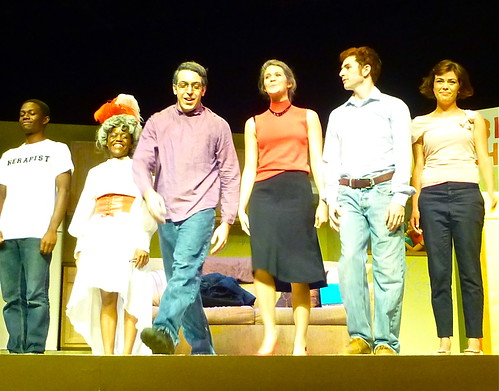 Baby with the Bathwater, highly recommended @ Marjorie Lyons Playhouse, Centenary College, Shreveport by trudeau