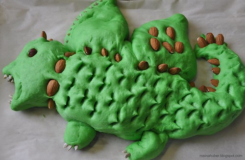 Michaelmas Dragon Bread