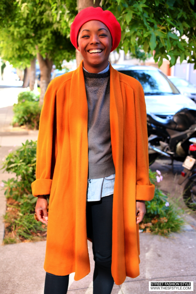 draping, collar under sweater, san francisco fashion blog, street fashion style, streetstyle, sfs, thesfstyle
