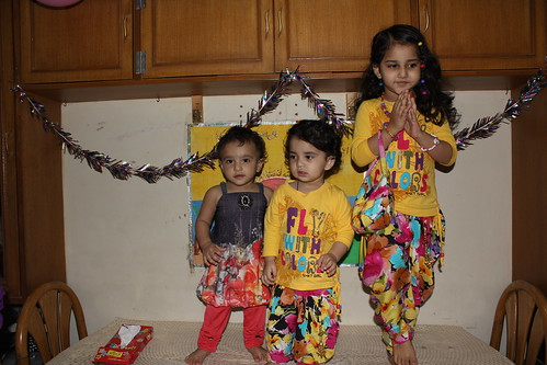 My Grand Daughters Zaira Nerjis and Marziya by firoze shakir photographerno1