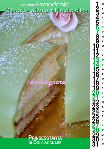 calendario ammodomio ottobre 2012