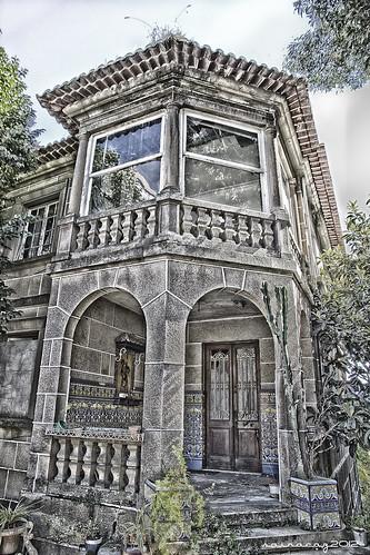 330/365 Casa en Avd Florida, Vigo by sairacaz