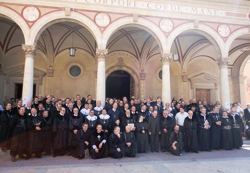 XVII Trobada de Cossos de Portants del Sant Crist de Catalunya a Sant Sadurní d'Anoia (35)