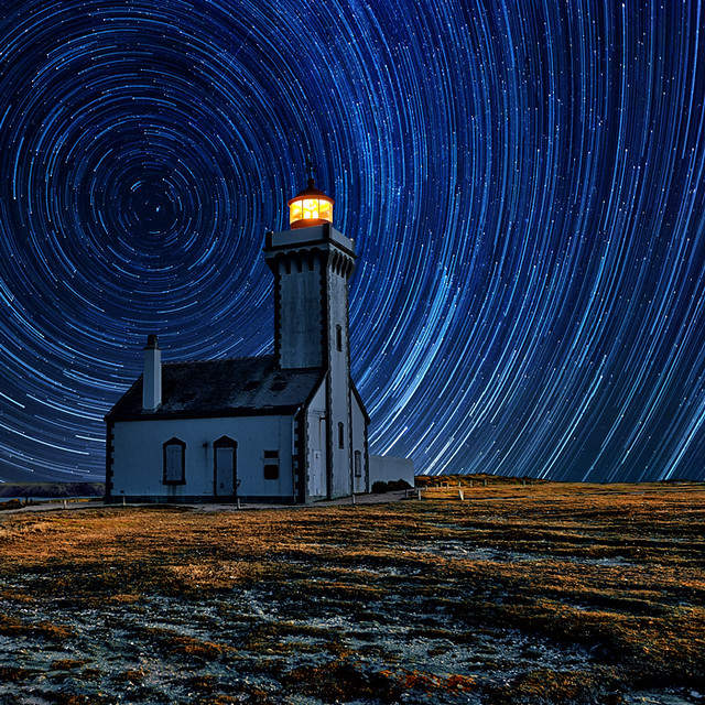 8045162776 4842634d48 z 17 Awesome Star Trail Images