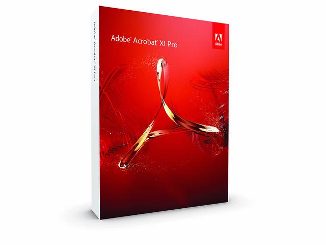 Adobe Acrobat XI (Pro) - Box
