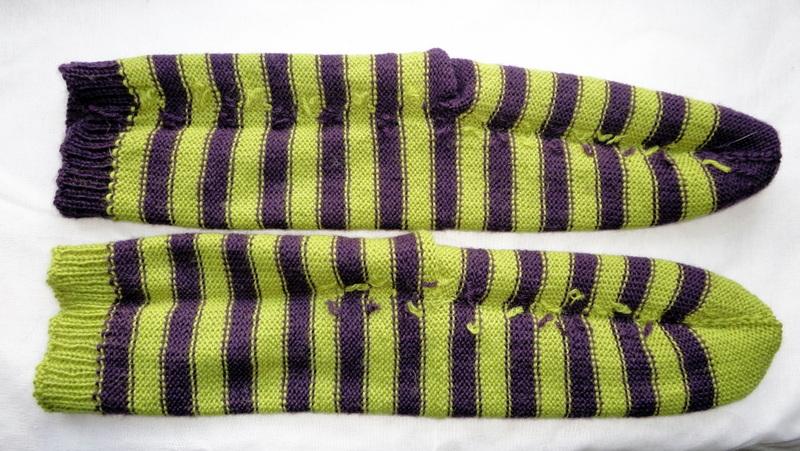 Muhahaha socks