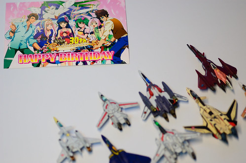 Happy Birthday Macross!