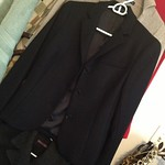 Theory blazer from tag sale in Great Neck