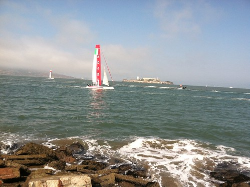America's Cup San Francisco - Prada
