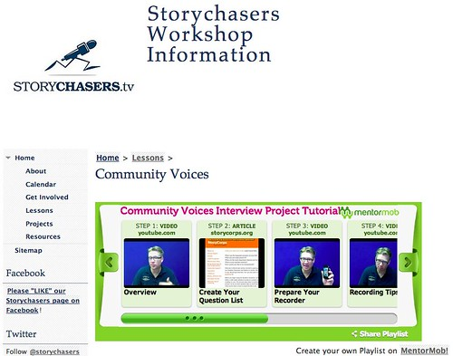 Community Voices Project