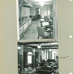 Law Commons cafeteria and lounge, the University of Iowa, 1950s