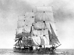 sailing ship, schooner, naval ship, vehicle, ship, windjammer, training ship, full-rigged ship, tall ship, watercraft, galleon,