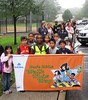 Safe Kids Middlesex County Walk To School Day in Dunellen