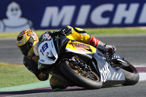 Supersport 600 Jordi Torres