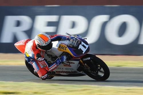 Moto3 125GP Albert Arenas
