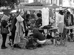 Vibrant Flea Market