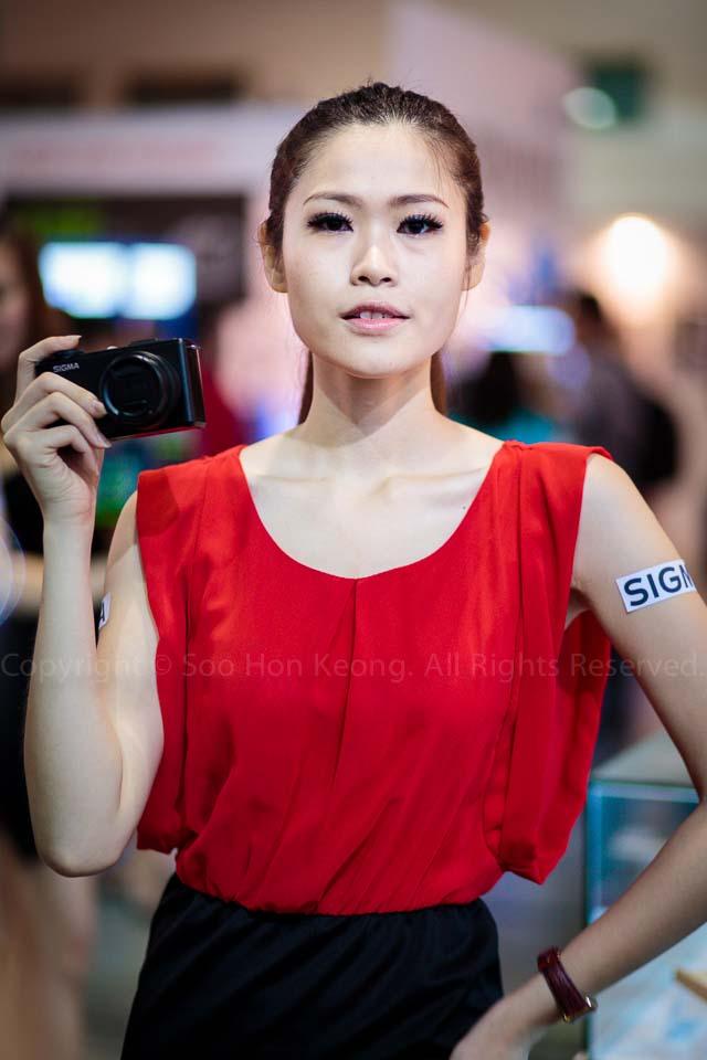 Portrait of KLPF 2012 @ MidValley, Kuala Lumpur, Malaysia