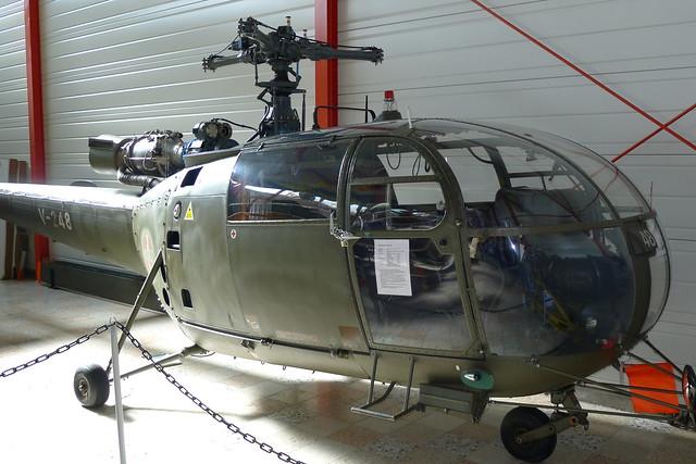 Alouette III SE.3160