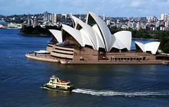 Sydney Habour Australia.
