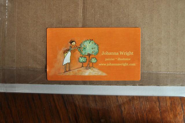 johanna wright info