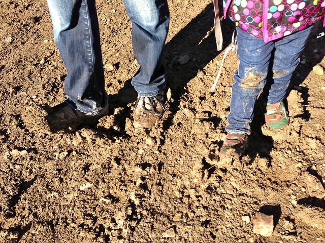 Muddy Trail - Hiking at NCAR, Boulder, CO