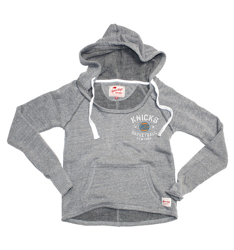New York Knicks Brooklyn Sweatshirt By Sportiqe Apparel