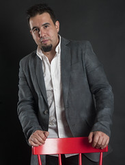 José Anillo. Foto: Toni Blanco