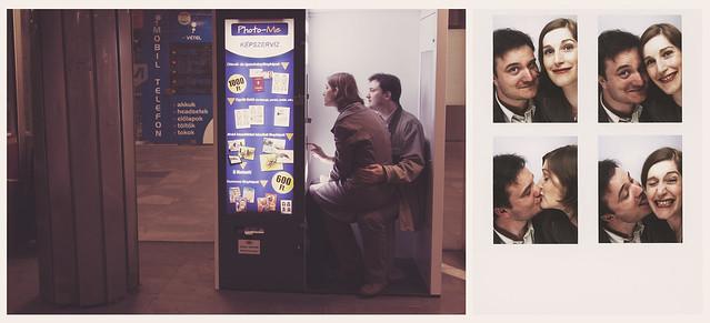 Fotoautomat Budapest #1