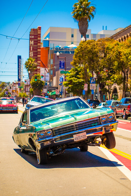 Life in the Mission
