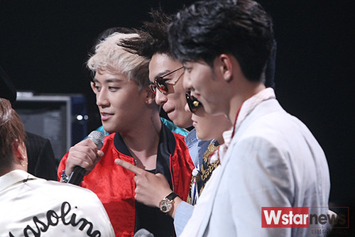 Big Bang - Mnet M!Countdown - 07may2015 - Wstar News - 14