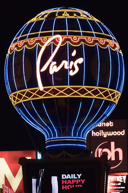 Vegas by night - 01