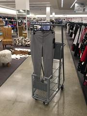 Nordy's Shopping Cart