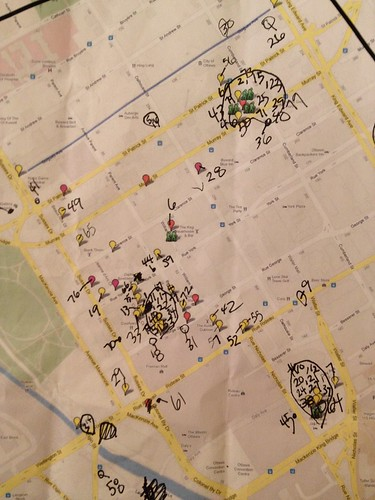 Mapping Nuit Blanche Ottawa #NBO12