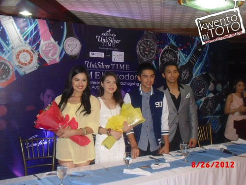 UniSilver Time Launching and Contract Signing