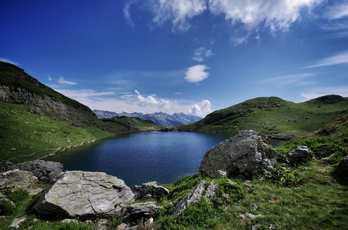 lake france mountains alps alpes lac savoie alpi montagnes lacnoir montsapey legrandarc
