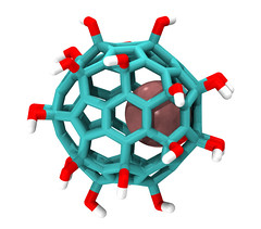 Molecular Structure of<br />Nanoparticle Gd@C82(OH)22
