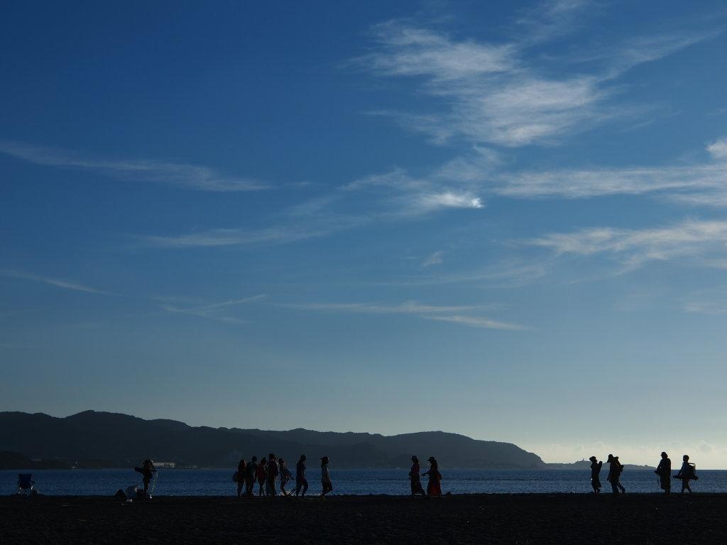Summer Blue Sky