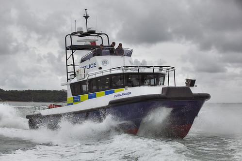 7914932594 5f909dbdb3 Hampshire Police Catamaran