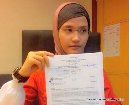 Isteri Sham Kamikaze Tuntut Cerai