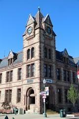 Former Post Office (Woodstock, Ontario)