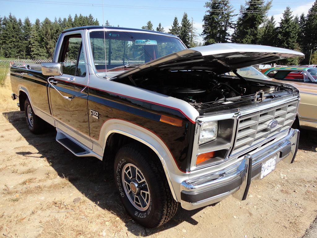 1985 Ford F-150 Xlt Lariat Pickup Truck