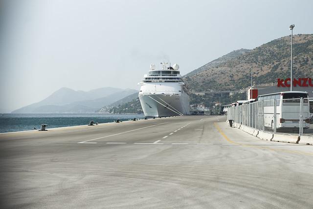 """Costa Classica in Port Dubrovnik - Croatia """"12"""