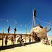 Pier 2 at Burning Man 2012 by arno gourdol
