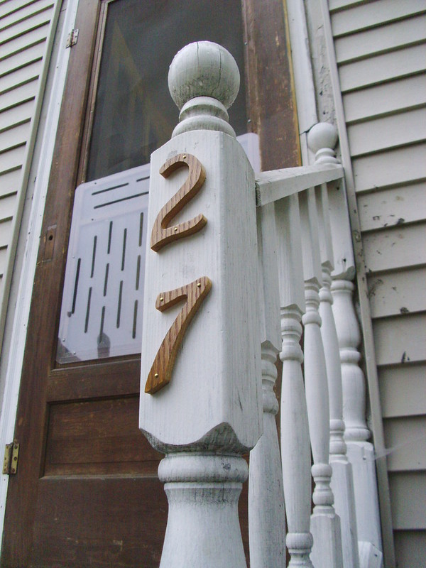 New Street numbers...