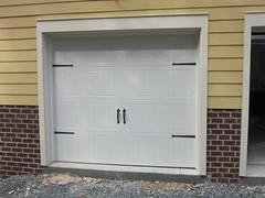 garage door, door,