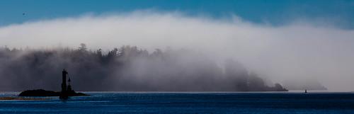 Foggy Island; copyright 2013: Georg Berg