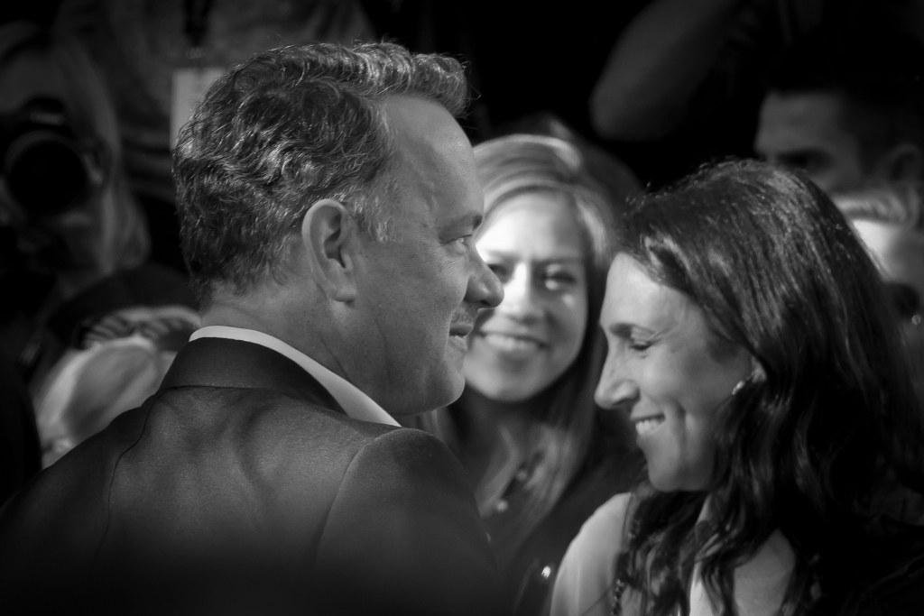Tom Hanks - TIFF 2012