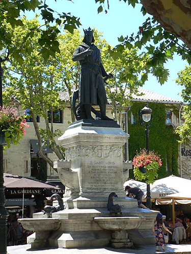 statue de Saint-Louis Aigues Mortes.jpg
