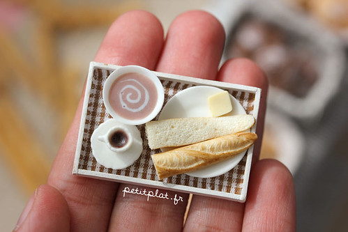 Dollhouse Bakery - Miniature Food
