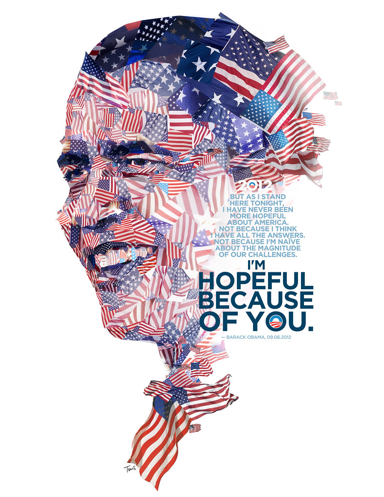 Barack Obama: Hopeful because of you
